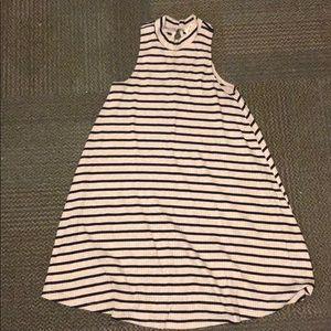 Very cute dress! Very worn